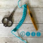 example foundation half double crochet