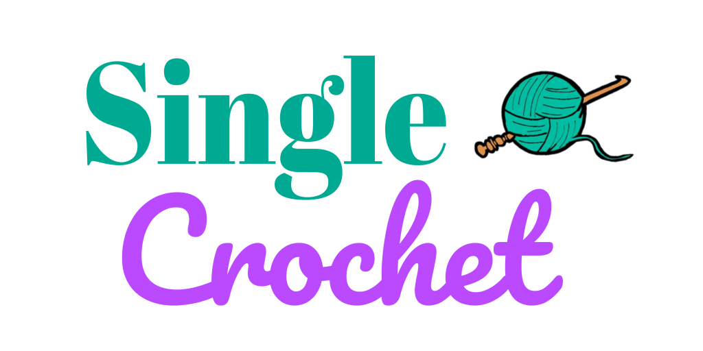 single crochet text