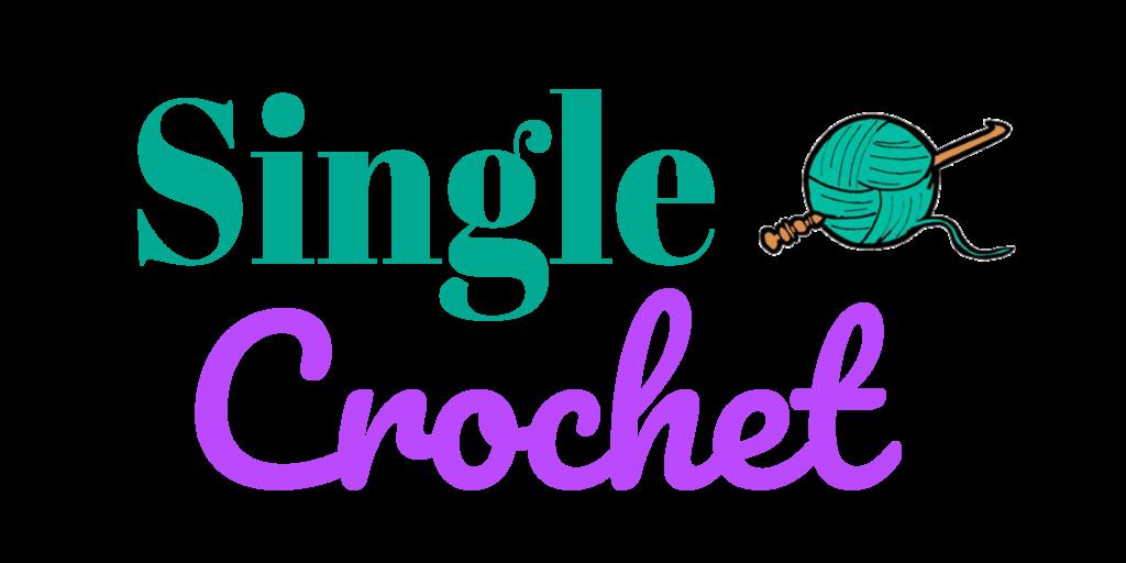 single crochet text