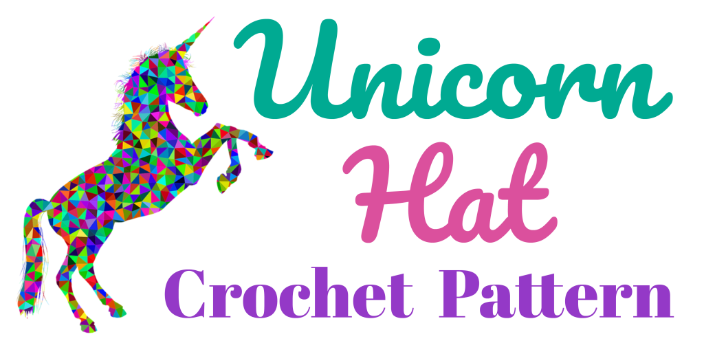 unicorn crochet unicorn hat crochet pattern text