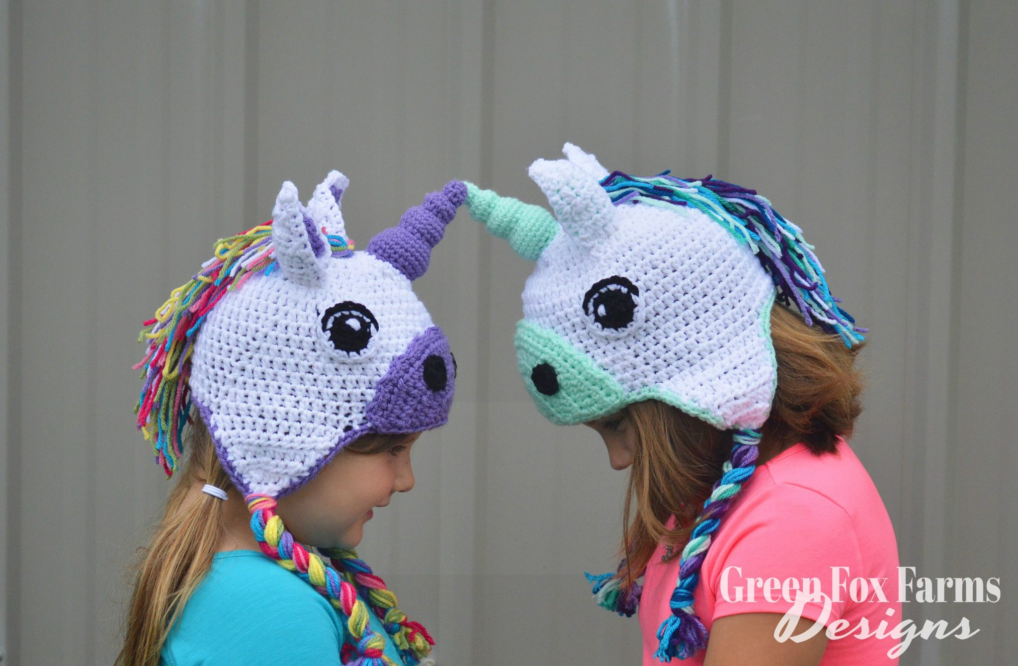Crochet Unicorn Hat – Pattern Release Sale!