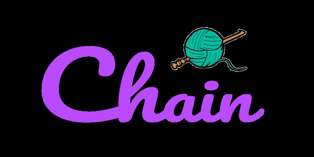 chain text