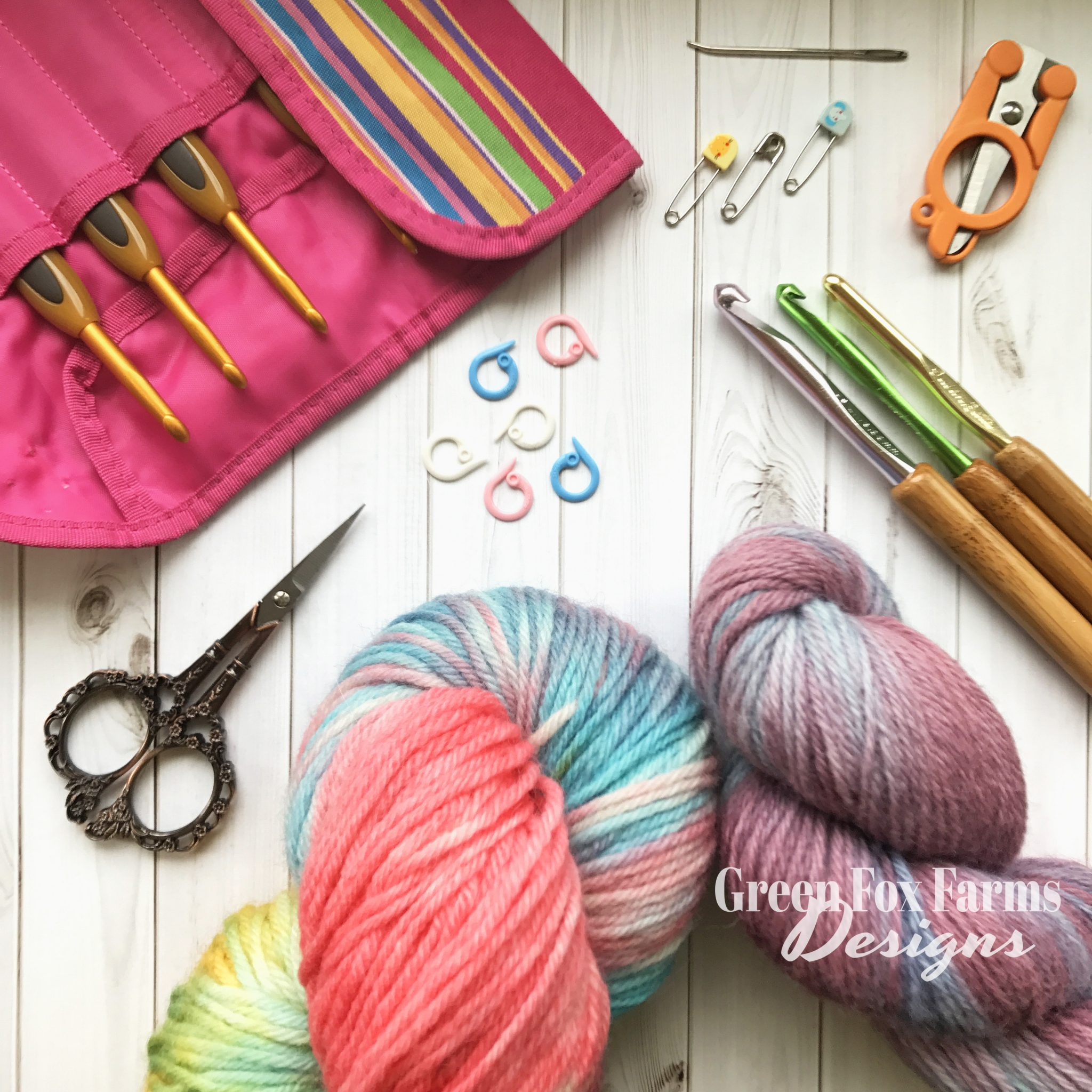 10 Essential Crochet Tools – Weekend Crochet