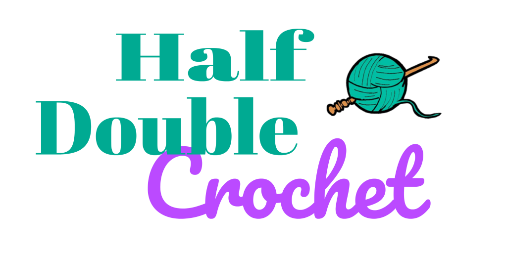 half double crochet text