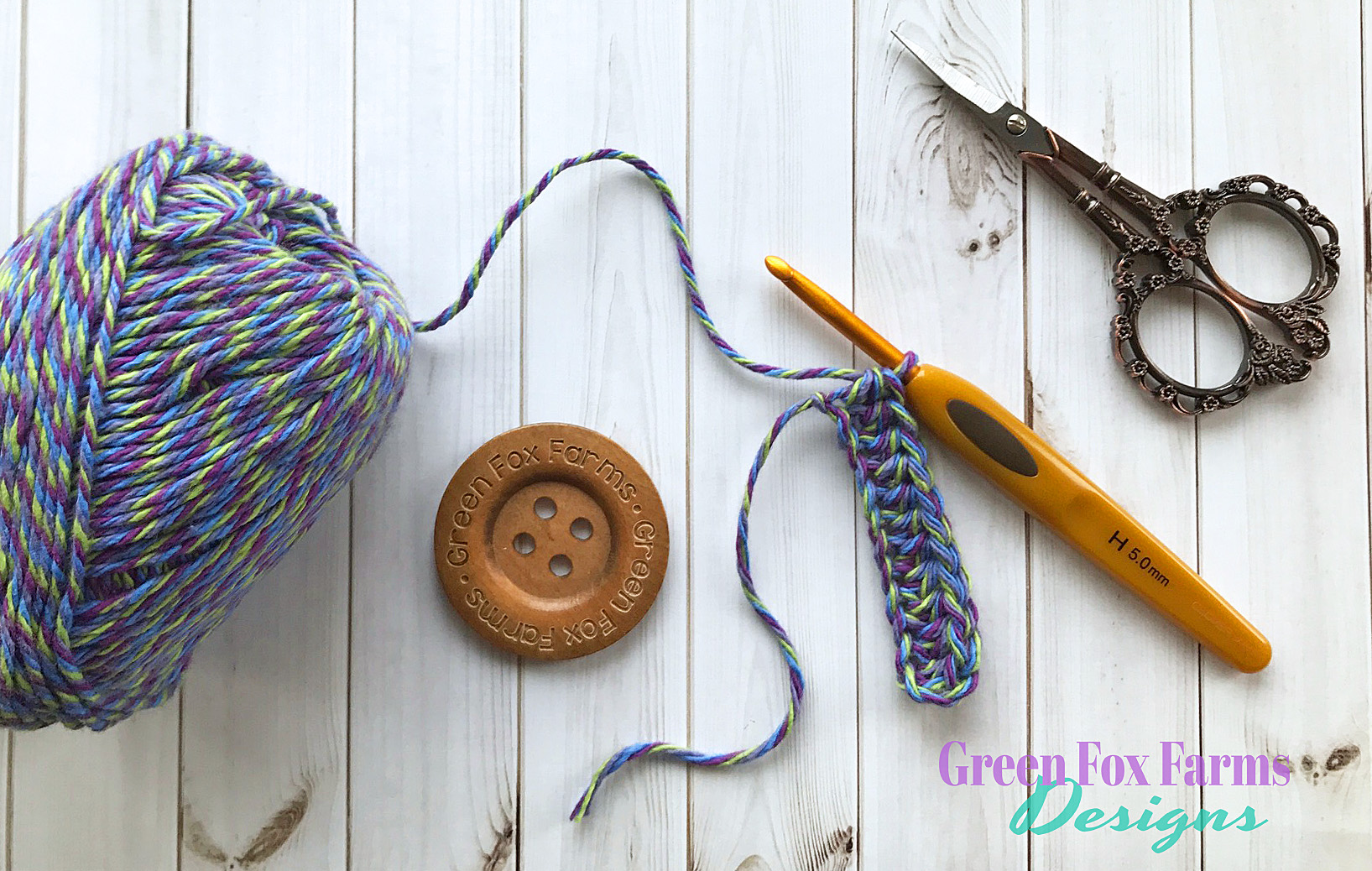 Half Double Crochet – Learn to Crochet Series