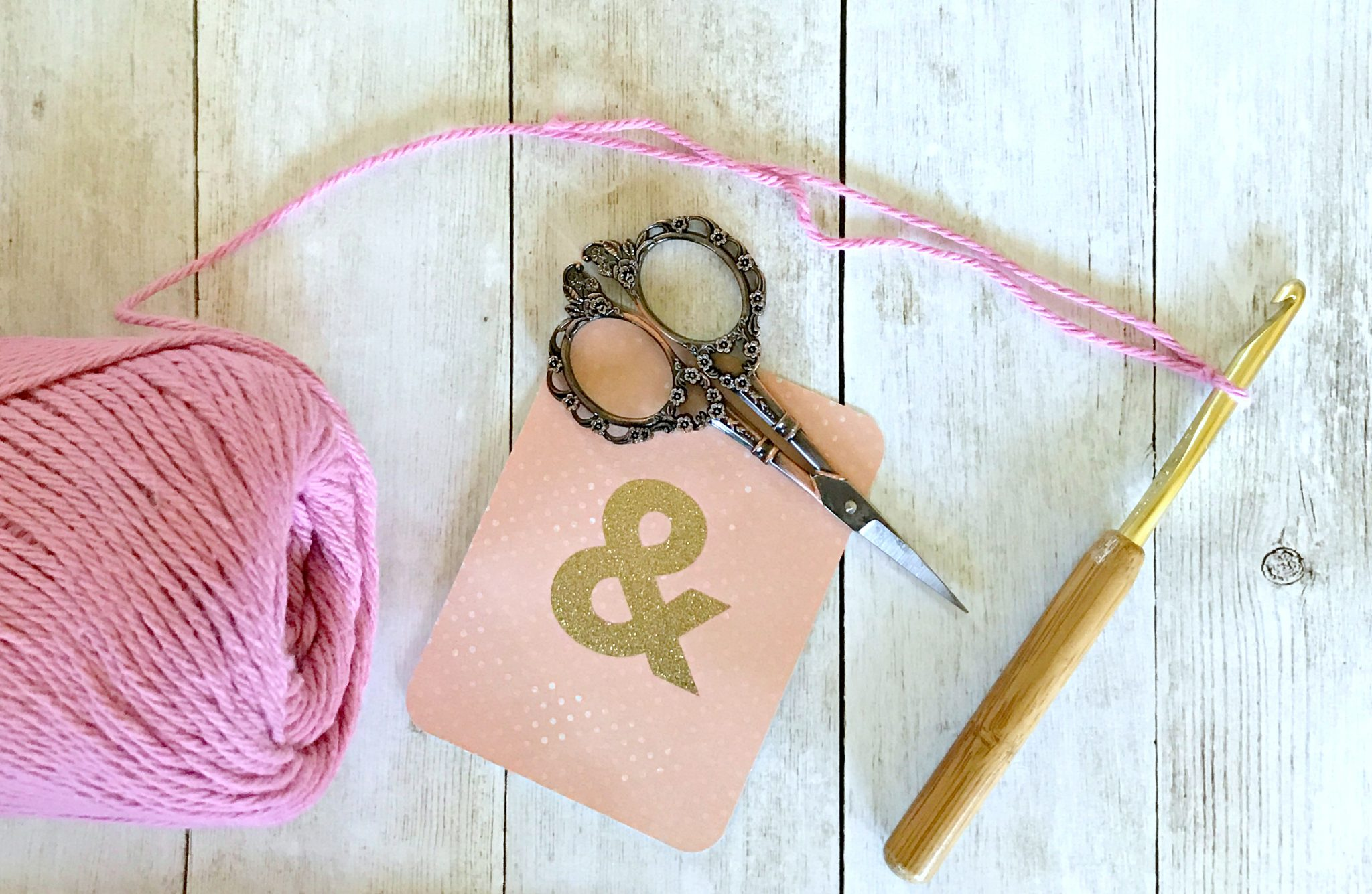 Slip Knot & Chain – Learn to Crochet Series