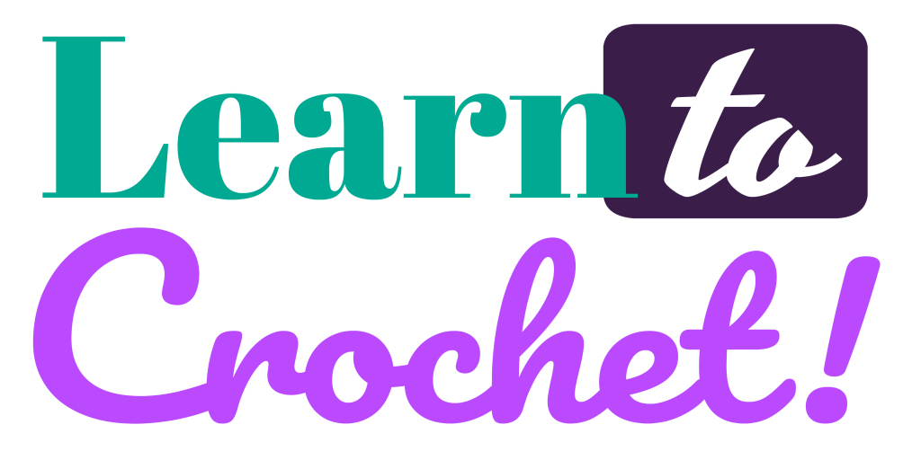learn to crochet text