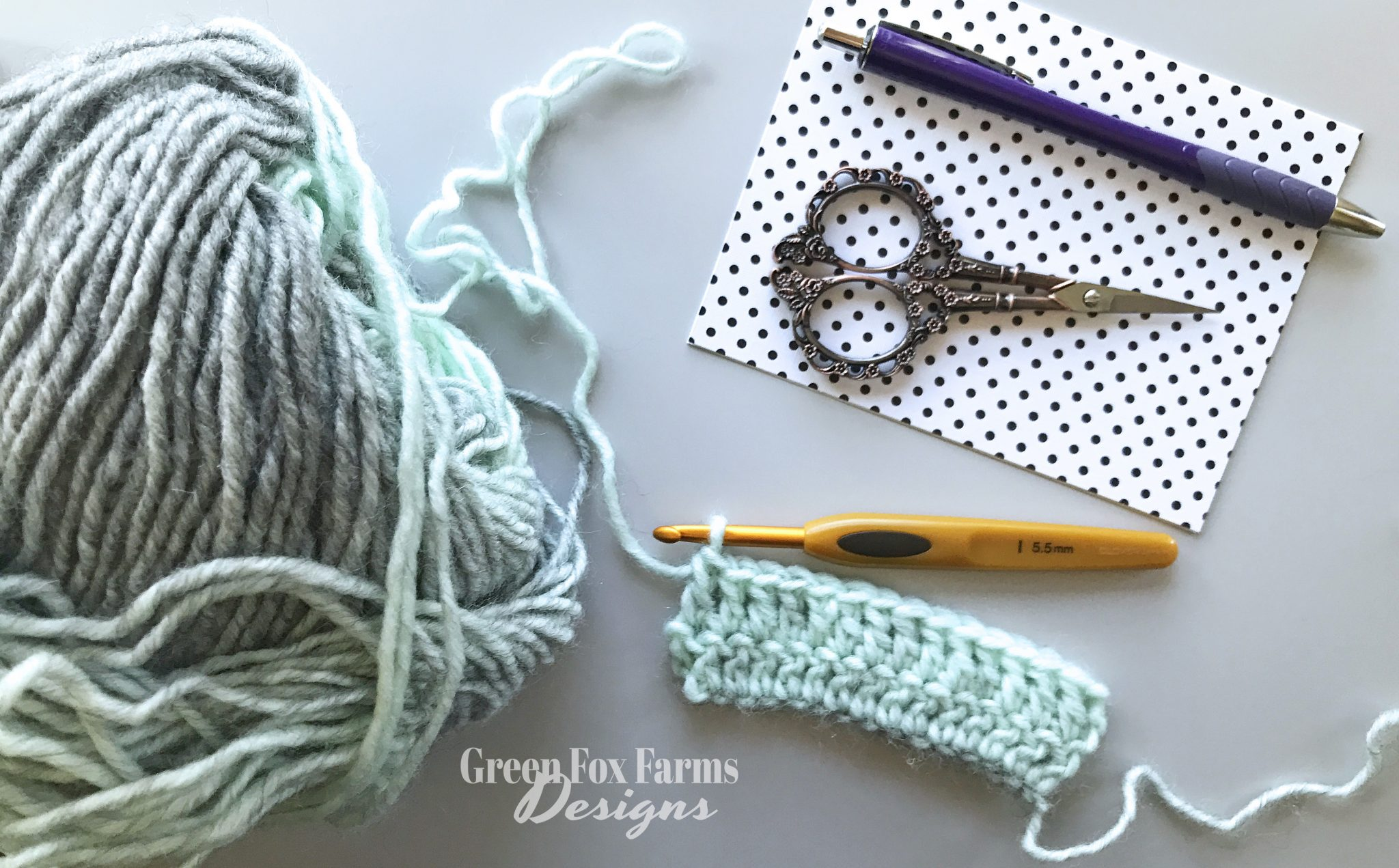 Double Crochet – Learn to Crochet Series