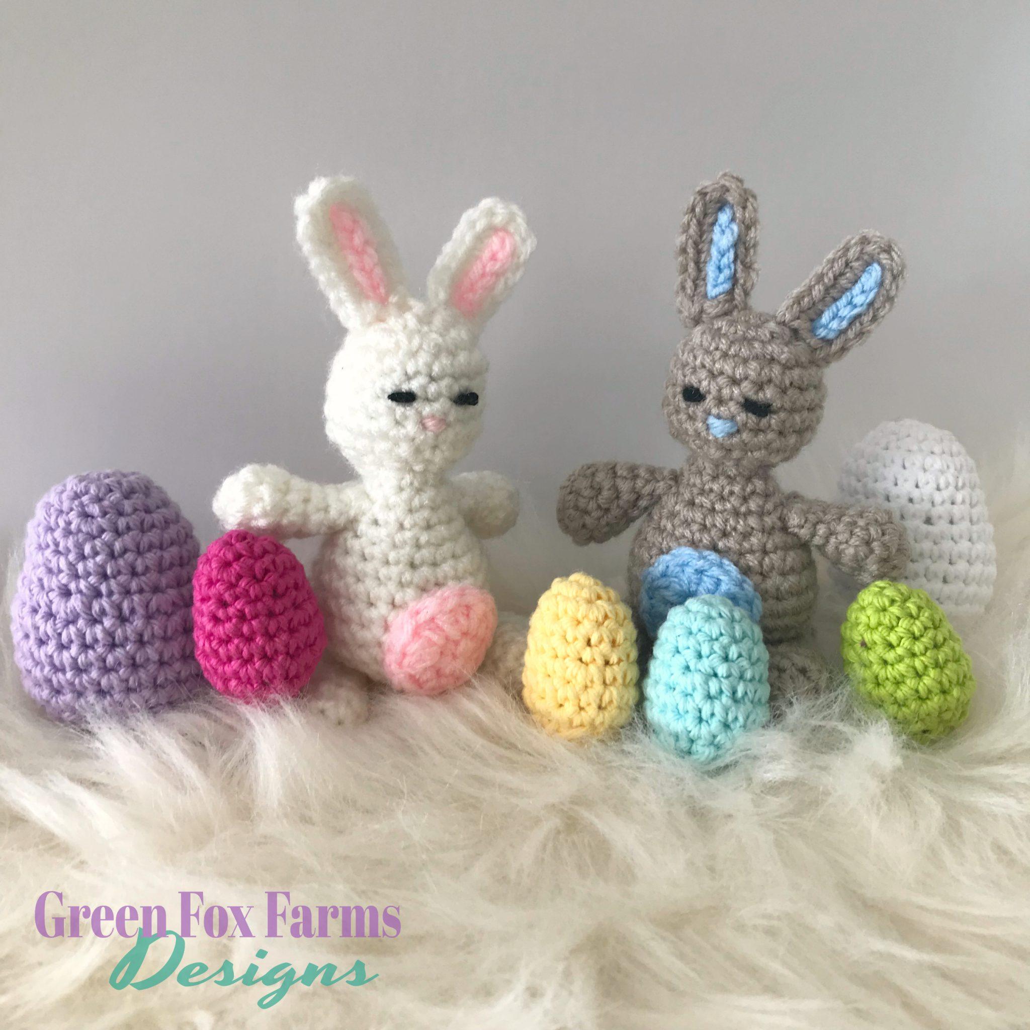 Tiny Bunny Amigurumi – Free Crochet Pattern