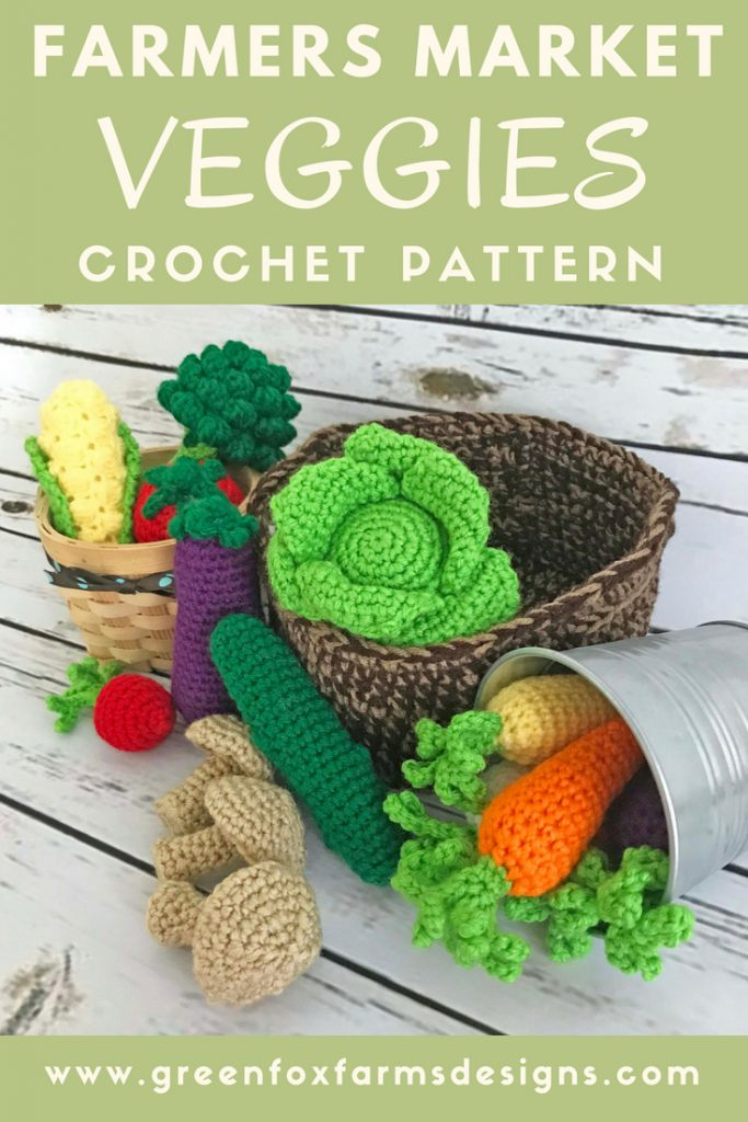 Green Fox Farms Designs Colorful And Fun Original Crochet Pattern