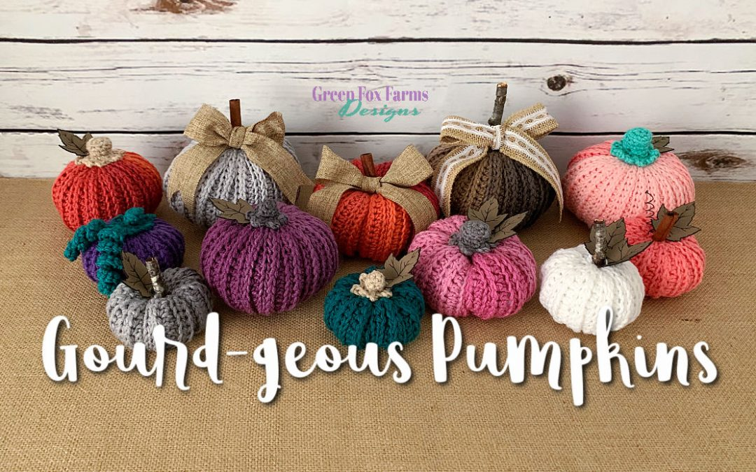 Gourd-geous Pumpkins