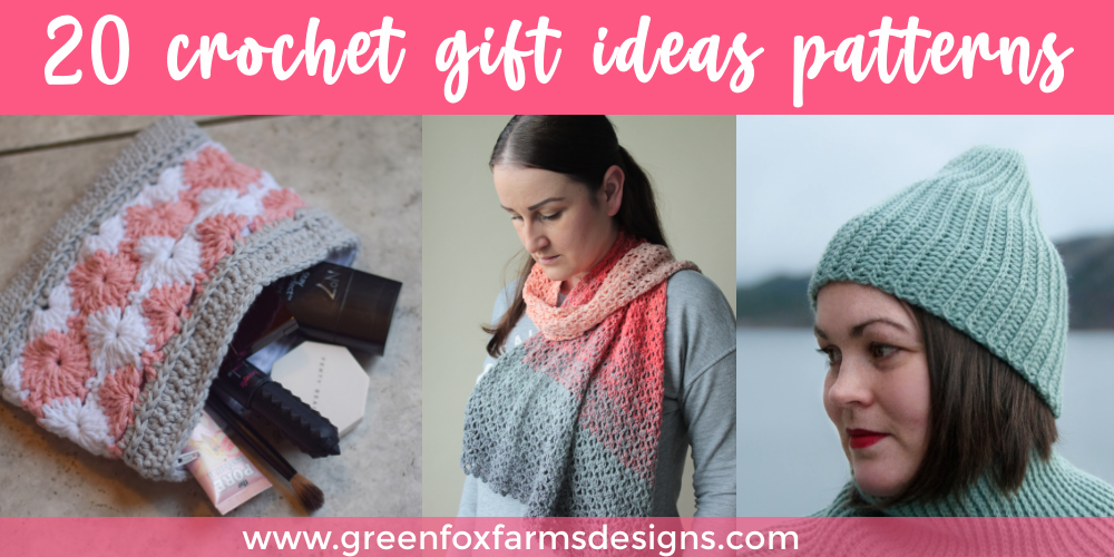 Last Minute Crochet Gift Ideas